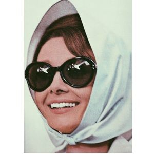 *BRAND NEW* Vintage Cat Eye Sunglasses